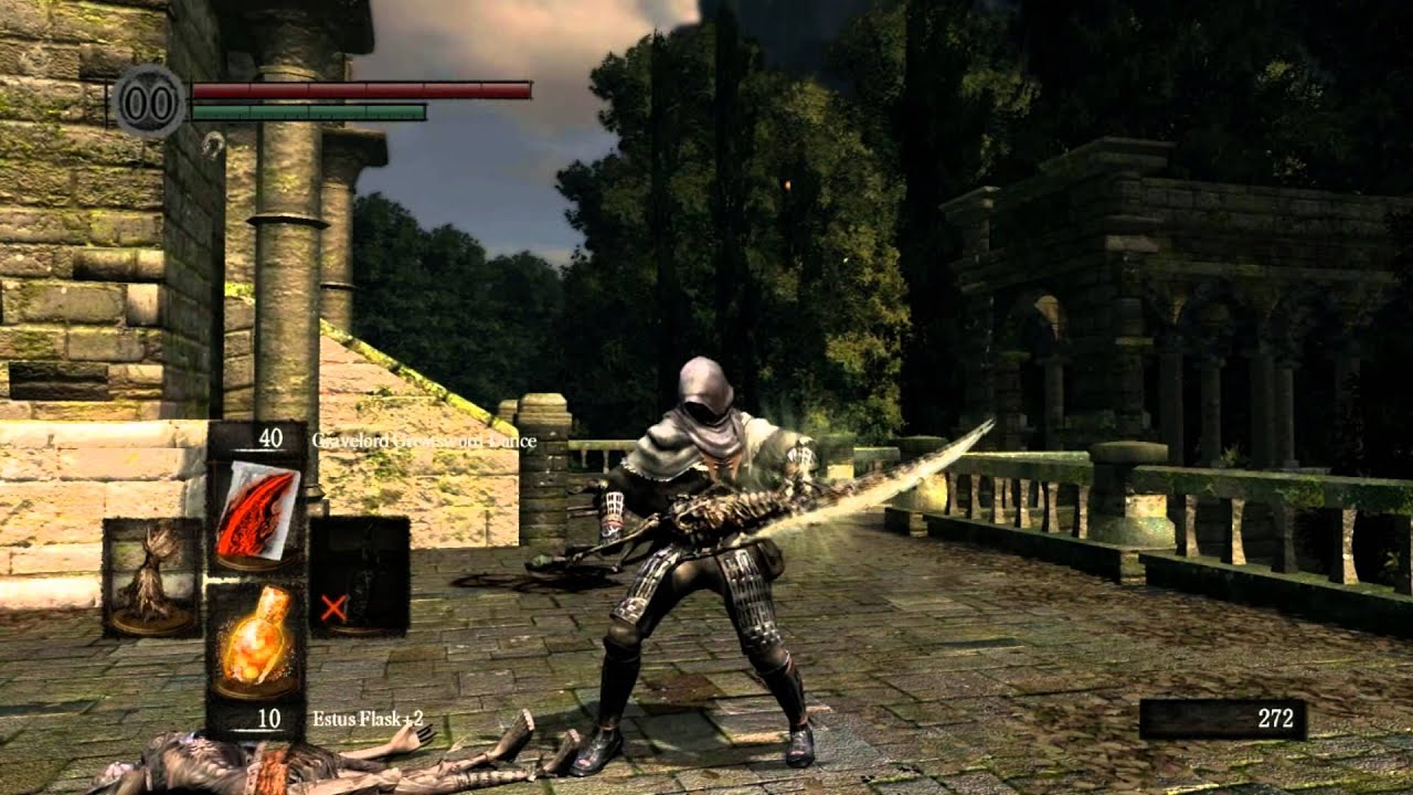 gravelord sword how to find