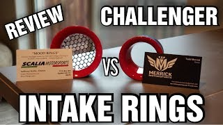 Merrick Motorsports VS Scalia Motorsports INTAKE RINGS! Which is better?!