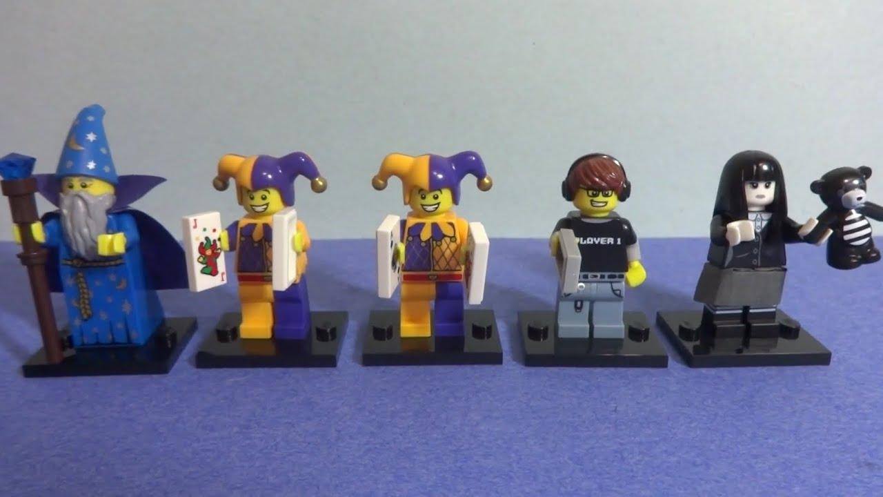 Minifigures 12 Lego Minifigures 12 Blindbag