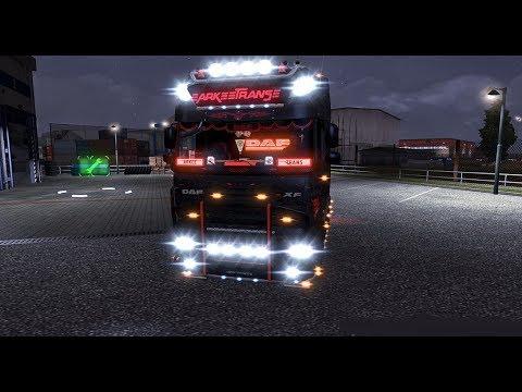 DAF Engine Sound ETS2 +Download ( Euro Truck Simulator 2)