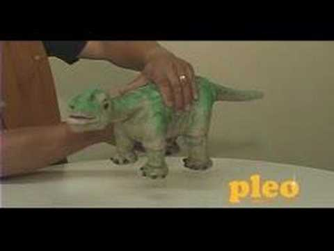 Ugobe Pleo Features  Advert | mypleo.com