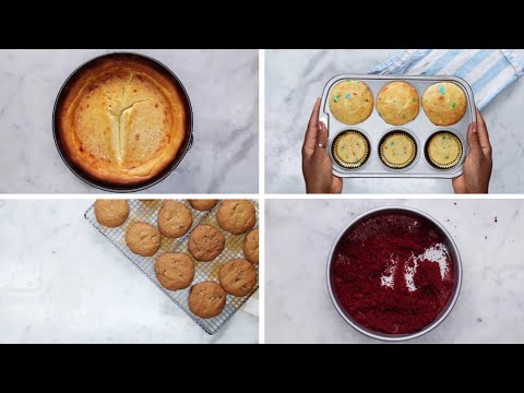 How to Save Your Baking Fails