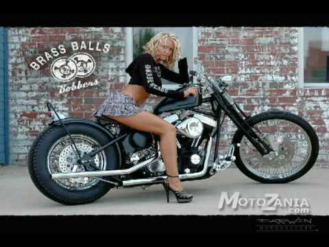 MotoZania biker babes Video