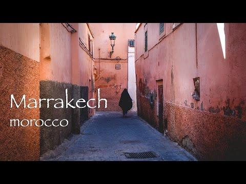 Trip: Marrakech, Morocco 2015