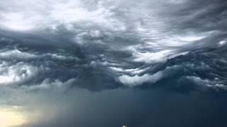 ตระการตา การก่อตัวของเมฆ Undulatus Asperatus