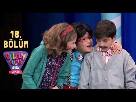 Güldüy Güldüy Show Çocuk 18. Bölüm Full HD Tek Parça