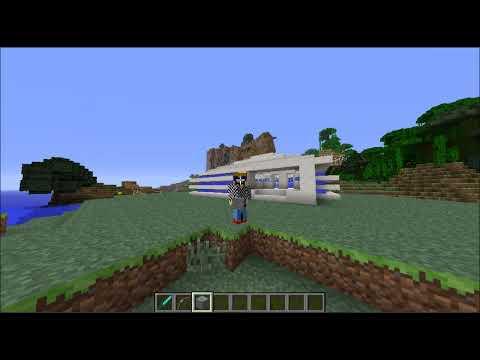 Minecraft Anuncio Top 5 casas (Futuristas)