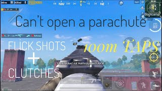 BOOTCAMP CLEANED UP 1v4 MONTAGE | Pubg Mobile