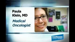 Breast Cancer Treatment at the Continuum Cancer Centers of New York- Dr. Paula Klein