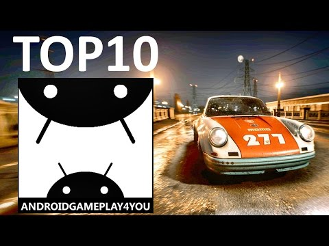 TOP 10 BEST FREE ANDROID RACING GAMES 2016!