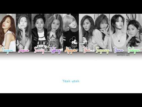 Snsd I'm in love with a Hero