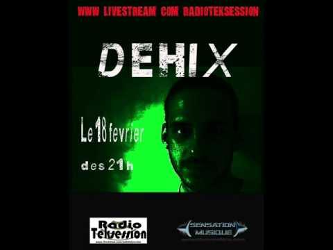 dehix @radioteksession