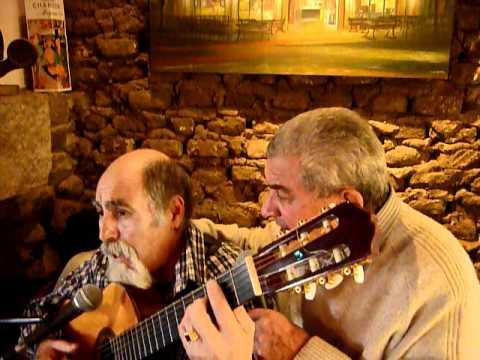 Juanjo Dominguez y Raul Avila tonada improvisada