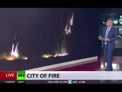 'Phosphorus' reports: Ukraine military 'dropped incendiary bombs' on Slavyansk