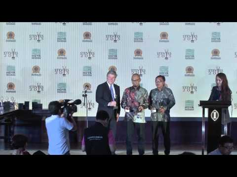 PT. TELEKOMUNIKASI INDONESIA wins multiple Stevie Awards at the 2015 Asia Pacific Stevie Awards