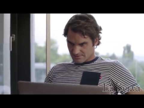Federer Skypes Djokovic
