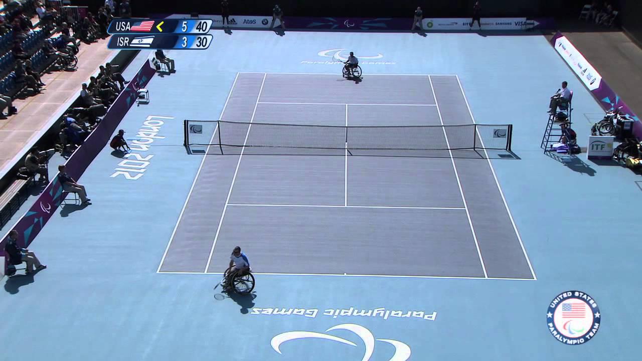 Tennis Wheelchair tennis Britains quad team win fifth