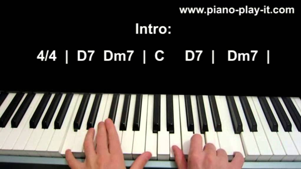 When I Was Your Man Bruno Mars Piano Tutorial - YouTube