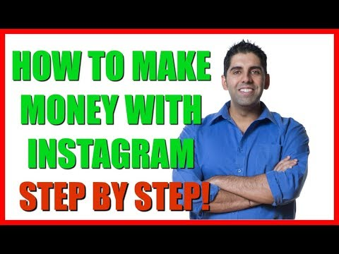 How To Make Money With Instagram $2000-$10,000 Per Month?
