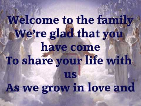 Welcome To The Family - Psalty video