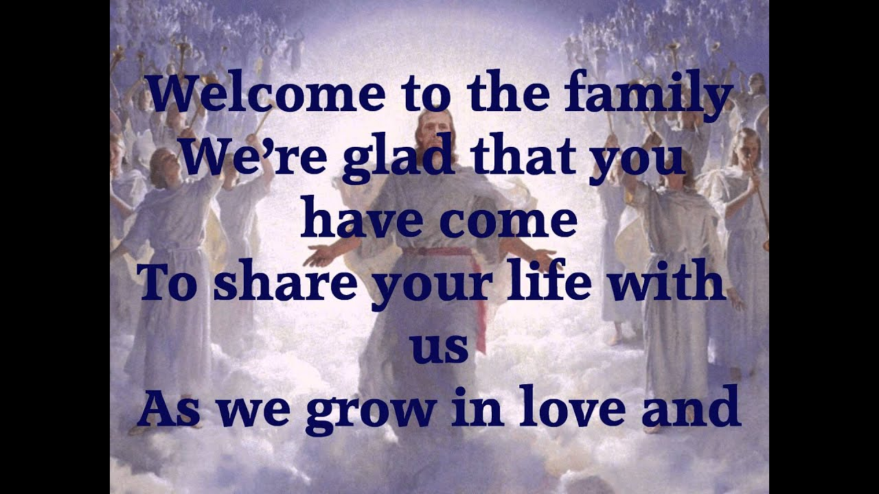 Welcome To The Family - Psalty - YouTube