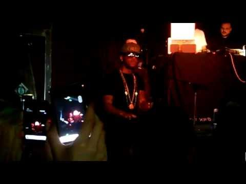 Jeremih - Birthday Sex - Basel 08.04.2012 video
