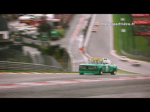 BMW 2002 in Spa Francorchamps