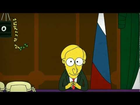 12 лет Путина за 2 минуты | 12 Years of Putin in 2 Minutes