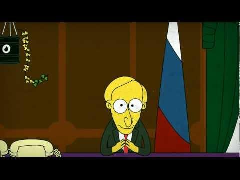 12 лет Путина за 2 минуты | 12 Years of Putin in 2 Minutes