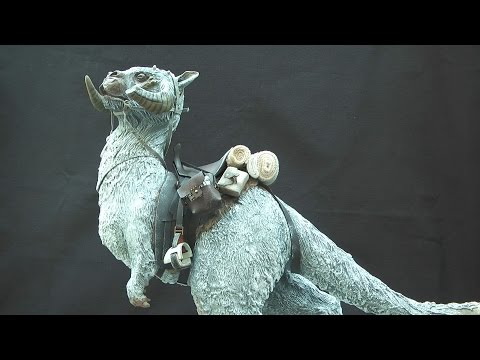 Sideshow Star Wars Tauntaun Deluxe Hoth Sixth Scale Figure Review By Movie Figures
