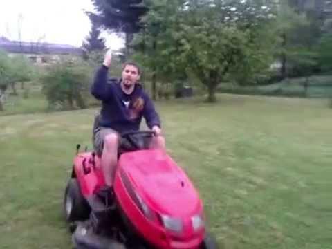 Mountfield zahradní traktory