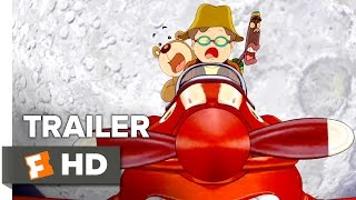 Video clip Adventures on the Red Plane Official Trailer 1 (2016) - Animated Movie HD
