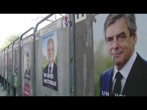 فرانسه در آستانه انتخابات حساس و سرنوشت ساز روز یکشنبه