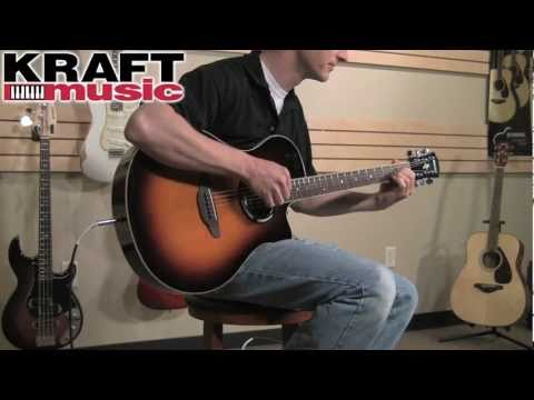 Kraft Music - Yamaha APX500II Acoustic-Electric Guitar