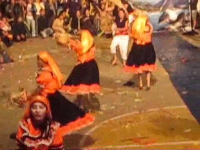 Danza del camarón- Base 2006 (DERECHO-UNMSM)