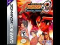 Gameplay gameboy advance / GBA The King of Fighters EX2: Howling Blood