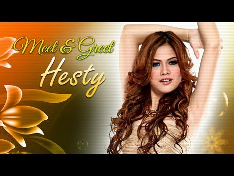 Hesty - Meet And Greet - Tv Musik Indonesia - Nstv video