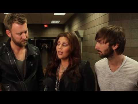 ACM Presents: Tim McGraw's Superstar Summer Night - LADY ANTEBELLUM