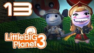 LittleBigPlanet 3 - Прохождение игры на русском - Кооператив [#13] PS4