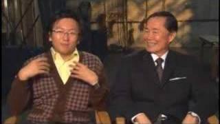 George Takei and Masi Oka Interview