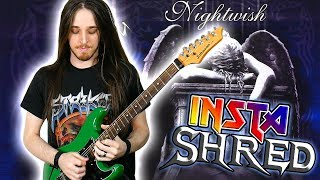 "How To Play ""Nemo"" by Nightwish Guitar Solo Lesson!"