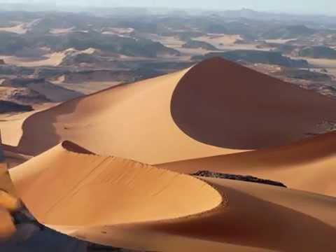 Le désert sud-algérien - Paysages du Sud