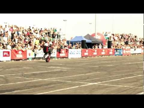 STUNTER13 - WORLD STUNT GP 2012 - 1ST PLACE SEMI FINAL RUN