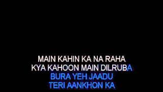 download lagu Gulabi Aankhein Jo Teri Karaoke gratis