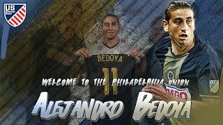 Alejandro Bedoya ● Welcome to Philly ● Skills, Goals, Highlights 2015/16 ●