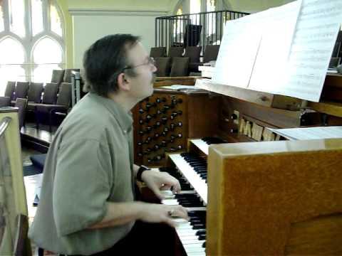 Thomas Clark - Hark, ten thousand harps and voices