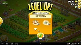 Hay Day Level 62 HD 720p