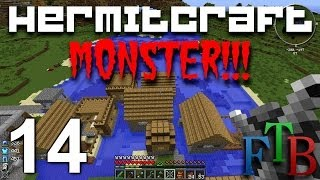 Hermitcraft FTB Monster Ep. 14 - Mystcraft & Auto Ink Farm !!!