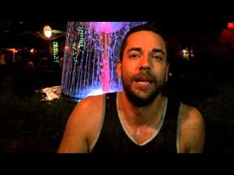 Zachary Levi's ALS Ice Bucket Challenge