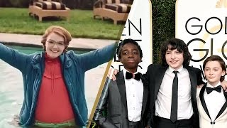 2017 Golden Globes Opening Highlights - Barb from Stranger Things is Back!
